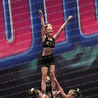 1246_KCA ALLSTARS - Senior  Level 4 Stunt Group
