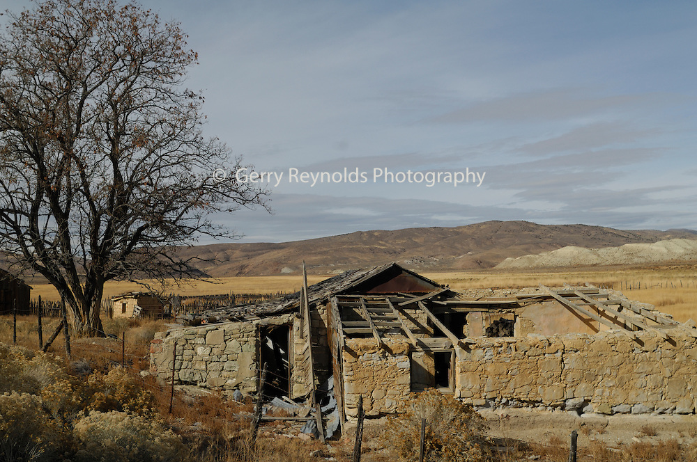Abandoned Ranch, Ranch, Ranching, Ranch House, House, Ranch Buildings, Austin, Nevada