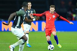 Englands Adam Lallana attacks - Mandatory by-line: Matt McNulty/JMP - 26/03/2016 - FOOTBALL - Olympiastadion - Berlin, Germany - Germany v England - International Friendly