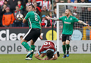 Burnley v Lincoln City 8 mar 2017