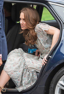 Kate Middleton Stocks Up For Hot Weather