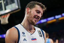 Goran Dragic of Slovenia during basketball match between National Teams of Germany and France at Day 10 in Round of 16 of the FIBA EuroBasket 2017 at Sinan Erdem Dome in Istanbul, Turkey on September 9, 2017. Photo by Vid Ponikvar / Sportida