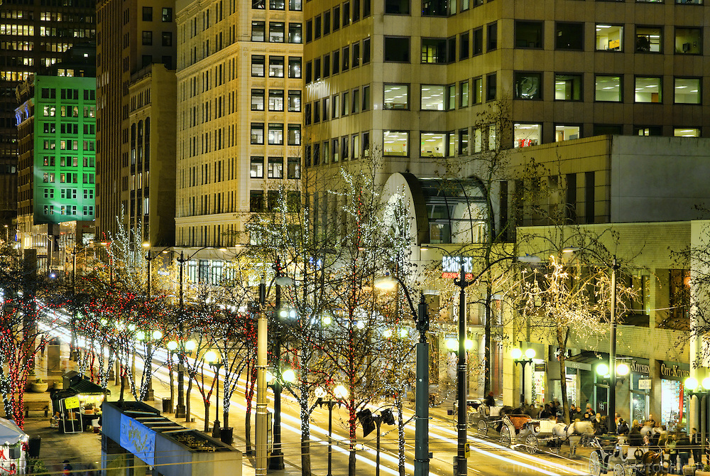 4th Avenue, Downtown Seattle