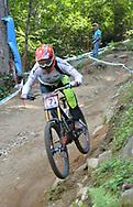 Ciclismo mountain bike world cup donne ELITE dowhill SEAGRAVE TRACEY, Daolasa Val di Sole 24 Agosto 2017 © foto Daniele Mosna
