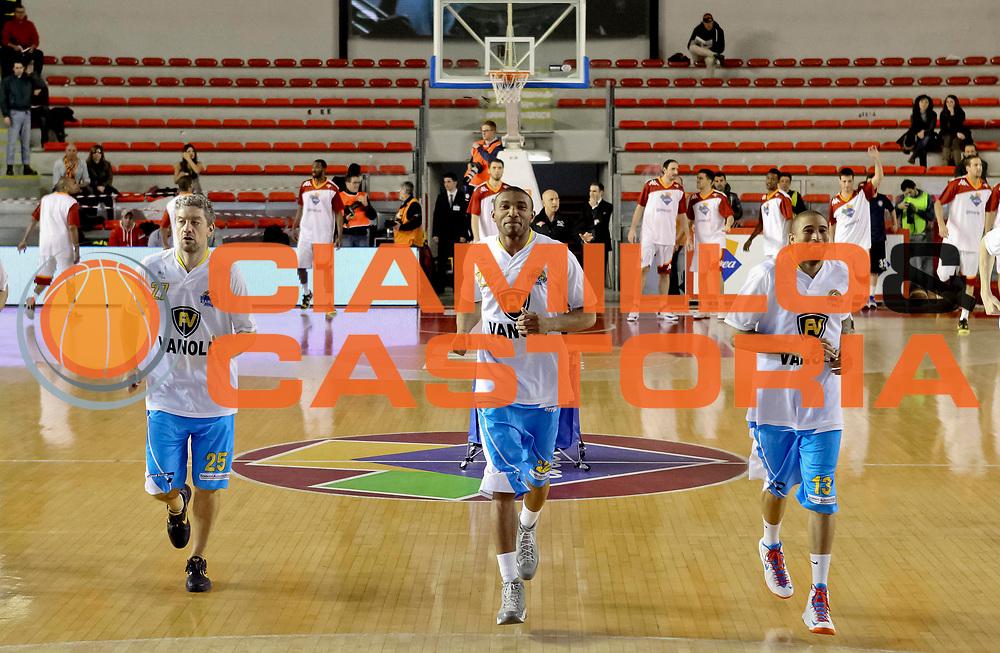 DESCRIZIONE : Roma Lega A 2012-13 Acea Virtus Roma Vanoli Cremona<br /> GIOCATORE : Lance Harris Jarrius Jackson<br /> CATEGORIA : pre game riscaldamento<br /> SQUADRA : Vanoli Cremona<br /> EVENTO : Campionato Lega A 2012-2013 <br /> GARA : Acea Virtus Roma Vanoli Cremona<br /> DATA : 03/03/2013<br /> SPORT : Pallacanestro <br /> AUTORE : Agenzia Ciamillo-Castoria/N. Dalla Mura<br /> Galleria : Lega Basket A 2012-2013<br /> Fotonotizia : Roma Lega A 2012-13 Acea Virtus Roma Vanoli Cremona