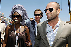 28.05.2011, Circuit de Monaco, Monte Carlo, MCO, Großer Preis von Monaco, Monte Carlo, RACE 06, im Bild  Monte Carlo F1 Grand Prix Impressions - Movie Star Jason Statham (GBR).   EXPA Pictures © 2011, PhotoCredit: EXPA/ nph/  Dieter Mathis        ****** only for AUT, POL & SLO ******