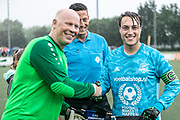 2019, June 19. Culemborg, The Netherlands. Noah Zeeuw at the soccer match of Creators FC vs CVV Vriendenschaar.