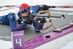Nils-Erik ULSET, Biathlon at the 2014 Sochi Winter Paralympic Games, Russia