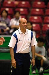 21-06-2000 JAP: OKT Volleybal 2000, Tokyo<br /> Nederland - Croatie 2-3 / Pierre Mathieu