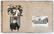 1935 Japan school photo album