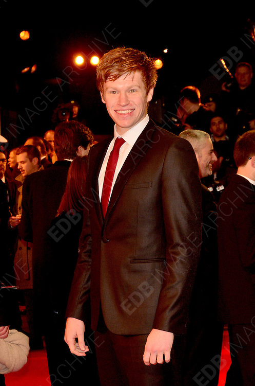 08.JANUARY.2012. LONDON<br /> <br /> MATT MILNE ARRIVES AT THE WAR HORSE PREMIERE HELD AT THE ODEON LEICESTER SQUARE IN LONDON.<br /> <br /> BYLINE: EDBIMAGEARCHIVE.COM<br /> <br /> *THIS IMAGE IS STRICTLY FOR UK NEWSPAPERS AND MAGAZINES ONLY*<br /> *FOR WORLD WIDE SALES AND WEB USE PLEASE CONTACT EDBIMAGEARCHIVE - 0208 954 5968*