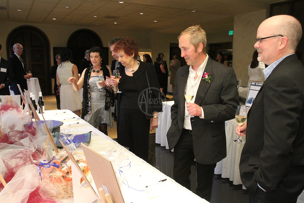 French American Chamber of Commerce Gala: Nuit Blanche 2012