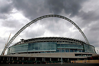 Photo: Daniel Hambury.<br /> Wembley Stadium. 14/06/2006.<br /> A general view of the new home of English football, Wembley,