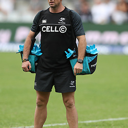 Johan Pretorius Head Strength & Conditioning Coach of the Cell C Sharks