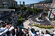 May 24-27, 2017: Monaco Grand Prix. Lance Stroll, Williams Martini Racing, FW40, start of the monaco grand prix
