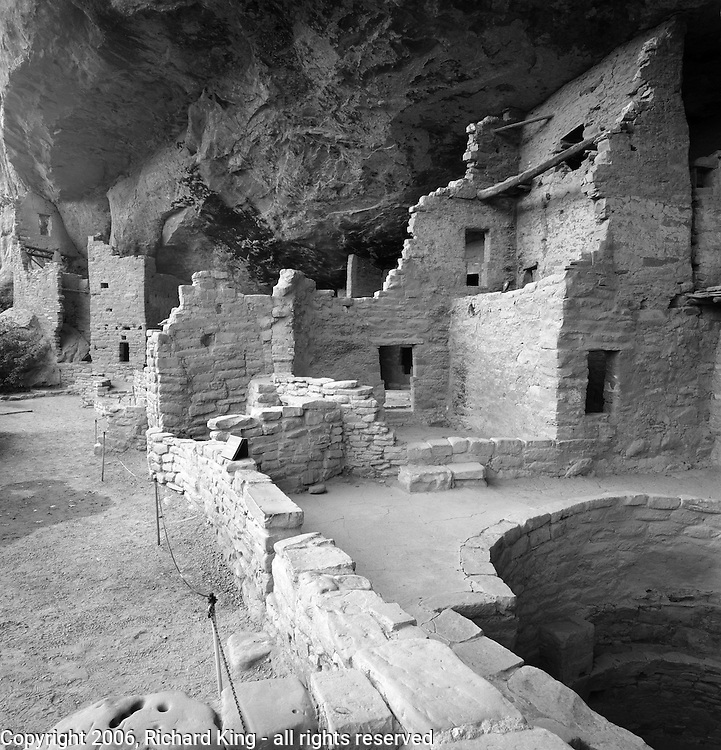 Kiva, Spruce Tree House, Mesa Verde National Park