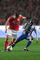 20120302: LISBON, PORTUGAL - Liga Zon Sagres 2011/2012: SL Benfica vs FC Porto.<br /> In photo:<br /> PHOTO: Alexandre Pona/CITYFILES