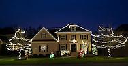 Chris Bachner lights 13716 Glen Abbey Drive Palisades Charlotte