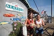 Seafood Market, Friday HarborSan Juan Islands, Washington State<br />