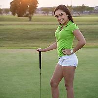 Golf pics - Lauryn