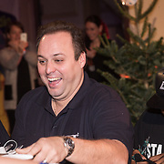 NLD/Hilversum /20131210 - Sky Radio Christmas Tree For Charity 2013, Frans Bauer