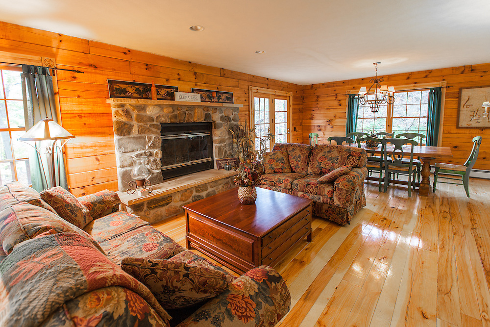 Keuka Lodge Interior