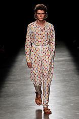 Paris - Vivienne Westwood Fashion Show - 03 Oct 2016