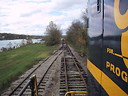 2001 - MVGRS Train Trip on Hocking Valley RR