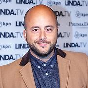 NLD/Amsterdam/20151026 - Lancering Linda TV, Jon Karthaus