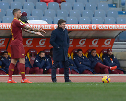 January 19, 2019 - Rome, Italy - Walter Mazzarri during the Italian Serie A football match between A.S. Roma and F.C. Torino at the Olympic Stadium in Rome, on january 19, 2019. (Credit Image: © Silvia Lore/NurPhoto via ZUMA Press)