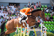 Jeroen Dubbeldam - Zenith SFN<br /> Alltech FEI World Equestrian Games™ 2014 - Normandy, France.<br /> © DigiShots - Jon Stroud