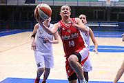 DESCRIZIONE : Latina Basket Campionato Italiano Femminile serie B 2011-2012<br /> GIOCATORE : Giulia Gombac<br /> SQUADRA : College Italia<br /> EVENTO : College Italia 2011-2012<br /> GARA : Cestistica Latina College Italia <br /> DATA : 09/12/2011<br /> CATEGORIA : sottomano<br /> SPORT : Pallacanestro <br /> AUTORE : Agenzia Ciamillo-Castoria/GiulioCiamillo<br /> Galleria : Fip Nazionali 2011<br /> Fotonotizia :  Latina Basket Campionato<br /> Italiano Femminile serie B 2011-2012<br /> Predefinita :