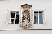 Scharfrichterhaus, Altstadt, Passau, Bayerischer Wald, Bayern, Deutschland | Scharfrichterhaus, old town, Passau, Bavarian Forest, Bavaria, Germany