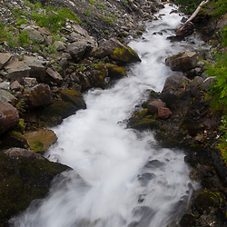 Mazama Lake Falls, Mt. Baker-Snoqualmie National Forest, Washington, US