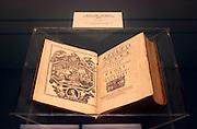 15780       Midevil Books Exhibition in Alden Archives