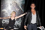 Sucker Punch Premiere, Sydney, Australia..Paul Lovelace Photography.Didler Cohen