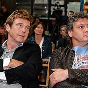 "NLD/Rotterdam/20081010 - Perpsresentatie "" de Froger ff geen cent te makken"" , John de Mol, Rene Froger"