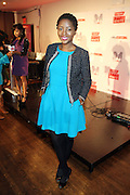 December 12, 2012-New York, NY- Entertainment Journalist Makho Ndlove attends the 2012 MirrorMirror Awards sponsored by Colgate & presented by Rollingout.com held at the Union Square Ballroom on December 12, 2012 in New York City. Rolling Out is the information source for urban lifestyle with national & local breaking news & original stories.(Terrence Jennings)