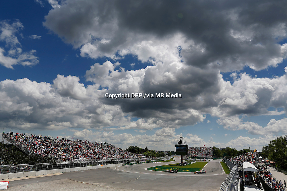 MOTORSPORT - F1 2013 - GRAND PRIX OF CANADA - MONTREAL (CAN) - 07 TO 09/06/2013 - PHOTO FRANCOIS FLAMAND / DPPI - AMBIANCE