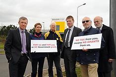 Willie Rennie wants fair tax for all | Dunfermline | 14 April 2016