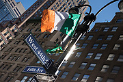 NEW YORK,NY 17 MARCH: Images from New York's 256th Annual Parade celebrating St Patricks Day. The Parade is dedicated to Catholic Charities of the Archdiocese of New York and the New York State Police, both celebrating thier 100th Anniversary. Timothy Cardinal Dolan, noted &quot;As we honor Saint Patrick, the patron Saint of Ireland and the Archdiocese of New York, we are reminded of how he gave his all in the service of Jesus and His Church. May we continue to be inspired by his example!&quot; <br /> <br /> Read more about St Patrick and Parade at Aleteia! Happy Saint Patricks Day!