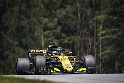 June 30, 2018 - Spielberg, Austria - Motorsports: FIA Formula One World Championship 2018, Grand Prix of Austria, ..#27 Nico Hulkenberg (GER, Renault Sport Formula One Team) (Credit Image: © Hoch Zwei via ZUMA Wire)