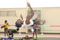 Women's Pentathlon High Jump