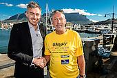 Ian Botham walks for charity - 9 December 2015