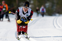 FLEIG Martin, GER, Long Distance Cross Country, 2015 IPC Nordic and Biathlon World Cup Finals, Surnadal, Norway