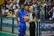 DESCRIZIONE : Jesolo Lega A 2015-2016 Terzo Torneo Citta di Jesolo Umana Reyer Venezia Acqua Vitasnella Cantu<br /> GIOCATORE : laquinton ross<br /> CATEGORIA :  Delusione Arbitro Referee<br /> SQUADRA : Umana Reyer Venezia Acqua Vitasnella Cantu<br /> EVENTO : Campionato Lega A 2015-2016<br /> GARA : Umana Reyer Venezia Acqua Vitasnella Cantu<br /> DATA : 12/09/2015<br /> SPORT : Pallacanestro<br /> AUTORE : Agenzia Ciamillo-Castoria/M.Gregolin<br /> Galleria : Lega Basket A 2011-2012<br /> Fotonotizia :  Jesolo Lega A 2015-2016 Terzo Torneo Citta di Jesolo Umana Reyer Venezia Acqua Vitasnella Cantu<br /> Predefinita :