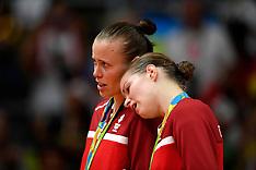 20160818 Rio 2016 Olympics - Badminton finale  kvinderdouble