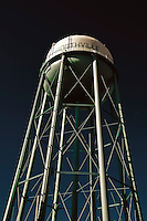 Water tower in Boothville, LA.  Copyright 2011 Reid McNally