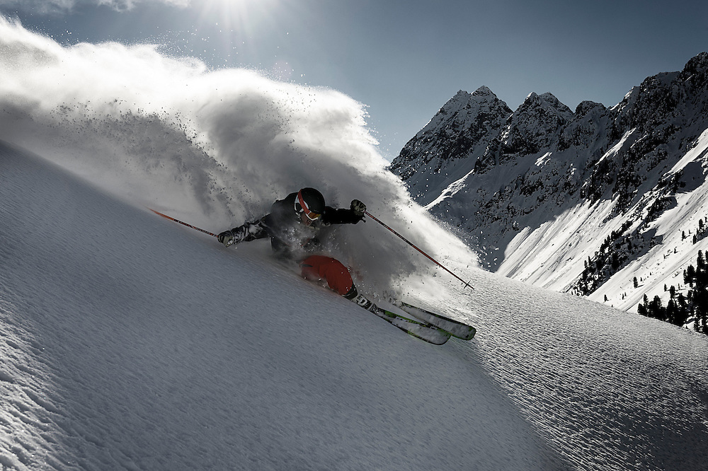 A collection of winter sports pictures by action photographer Ross Woodhall for various different clients.