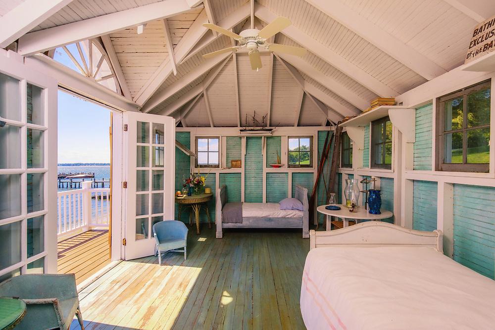 Boat House,  Nostrand parkway, Shelter Island, NY